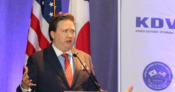 Tổng thống Biden đề cử ông Marc Knapper làm tân đại sứ Mỹ tại Việt Nam - Ảnh 1.