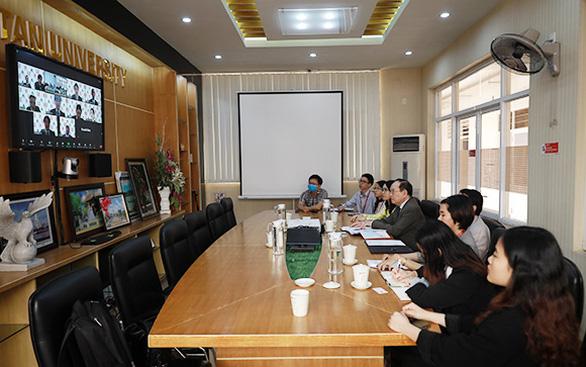ĐH Duy Tân ký kết hợp tác và đưa sinh viên đi Nhật - Ảnh 1.