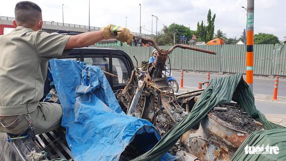 Công an TP.HCM nhận định ban đầu về nguyên nhân vụ cháy làm 6 người chết - Ảnh 1.