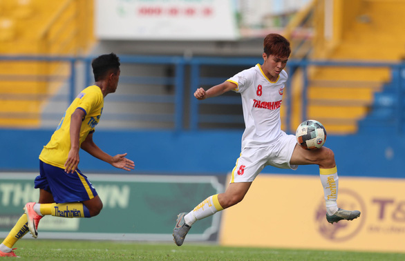 5 cầu thủ Học viện Nutifood JMG được gọi vào đội tuyển U18 VN - Ảnh 1.