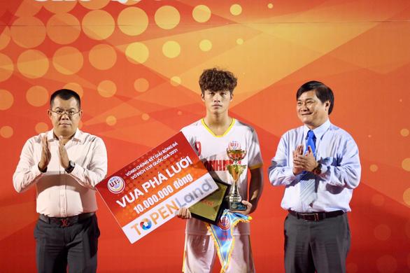 5 cầu thủ Học viện Nutifood JMG được gọi vào đội tuyển U18 VN - Ảnh 2.