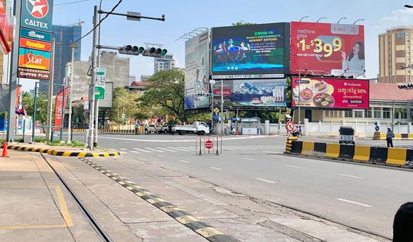 Campuchia tăng thêm 262 ca bệnh trong 24 giờ - Ảnh 1.