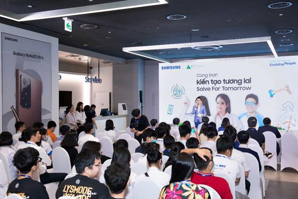 Cuộc thi Solve for Tomorrow 2021 - Cơ hội để giới trẻ Việt thể hiện trách nhiệm cộng đồng - Ảnh 1.