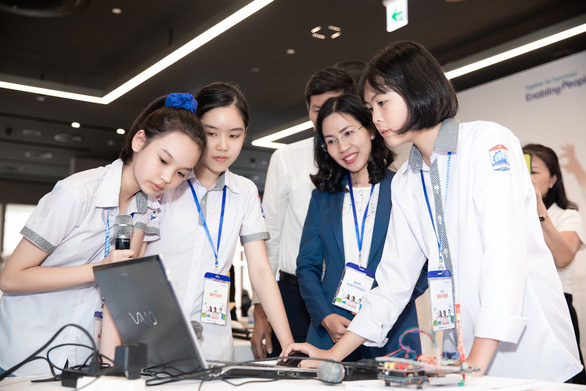 Cuộc thi Solve for Tomorrow 2021 - Cơ hội để giới trẻ Việt thể hiện trách nhiệm cộng đồng - Ảnh 2.