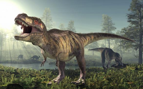 Hàng tỉ con khủng long bạo chúa từng thống trị Trái đất - Ảnh 1.