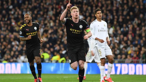 Champions League: Vòng bán kết của người giàu - Ảnh 1.