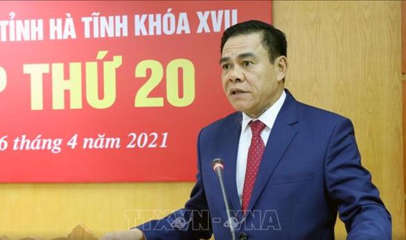Giám đốc Công an Nghệ An được bầu làm chủ tịch UBND tỉnh Hà Tĩnh - Ảnh 1.