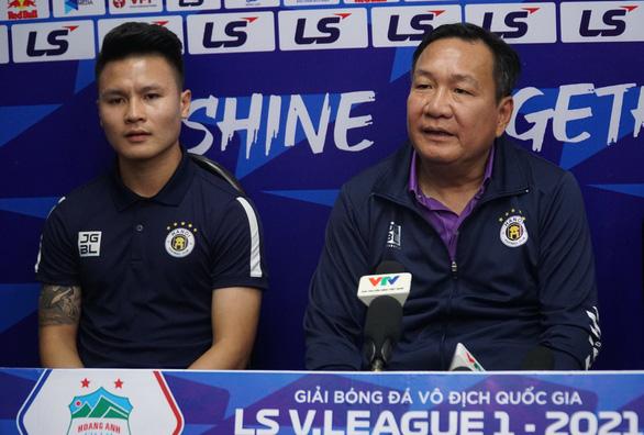 Vòng 10 V-League 2021: Bất chấp kết quả ra sao, Hoàng Anh Gia Lai vẫn dẫn đầu... - Ảnh 2.
