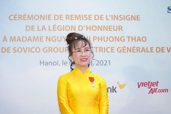 Bà Nguyễn Thị Phương Thảo nỗ lực không mệt mỏi để mang lại những giá trị mới - Ảnh 1.