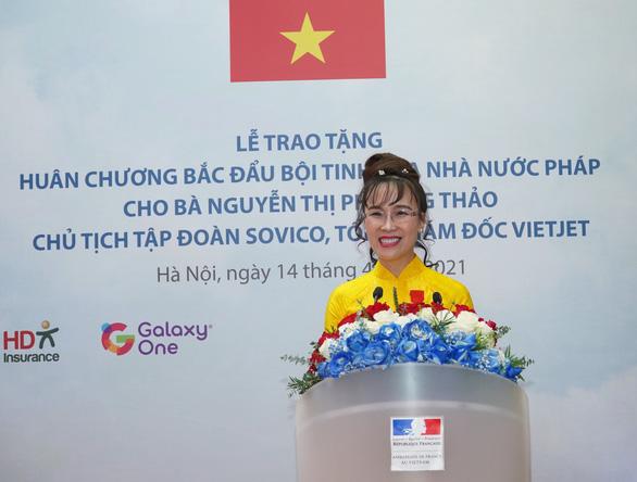 Bà Nguyễn Thị Phương Thảo nỗ lực không mệt mỏi để mang lại những giá trị mới - Ảnh 5.