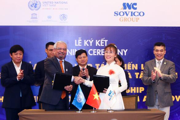 Bà Nguyễn Thị Phương Thảo nỗ lực không mệt mỏi để mang lại những giá trị mới - Ảnh 3.