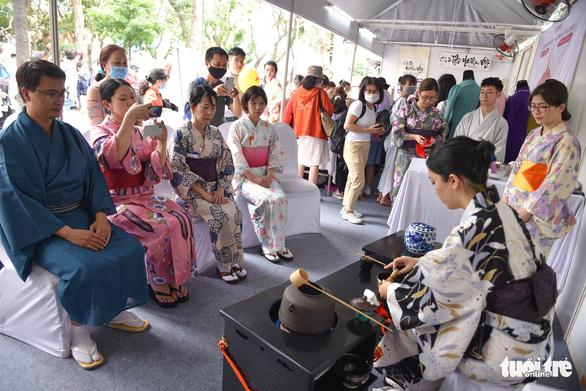 Trải nghiệm những ngày hội văn hóa Việt - Nhật tại TP.HCM - Ảnh 2.