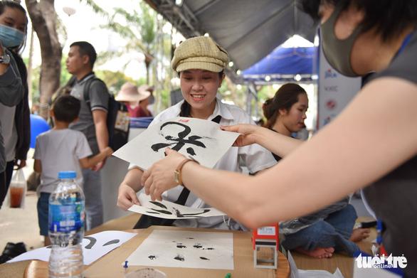 Trải nghiệm những ngày hội văn hóa Việt - Nhật tại TP.HCM - Ảnh 5.