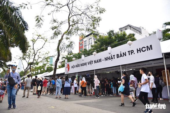 Trải nghiệm những ngày hội văn hóa Việt - Nhật tại TP.HCM - Ảnh 7.