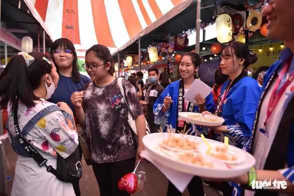 Trải nghiệm những ngày hội văn hóa Việt - Nhật tại TP.HCM - Ảnh 9.