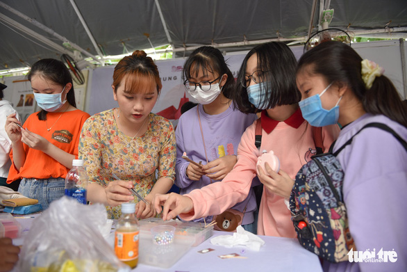 Trải nghiệm những ngày hội văn hóa Việt - Nhật tại TP.HCM - Ảnh 4.
