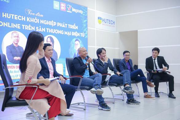 Sinh viên học kinh doanh online chuẩn mực với CEO Tiki, Momo - Ảnh 3.