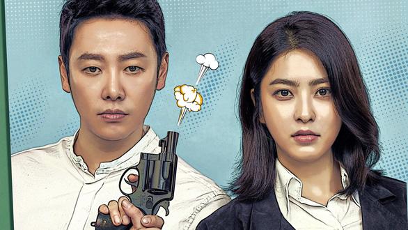 Kim Dong Wook - siêu anh hùng trong Thanh tra lao động đặc biệt - Ảnh 2.