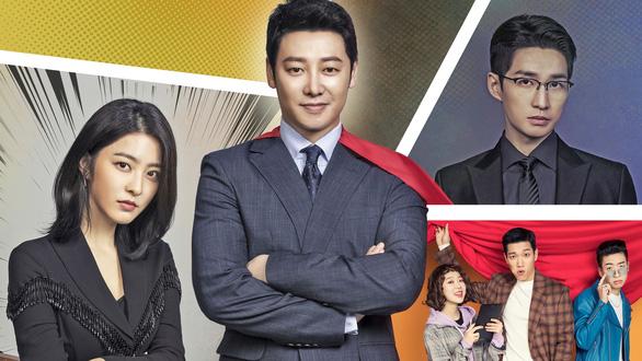 Kim Dong Wook - siêu anh hùng trong Thanh tra lao động đặc biệt - Ảnh 3.