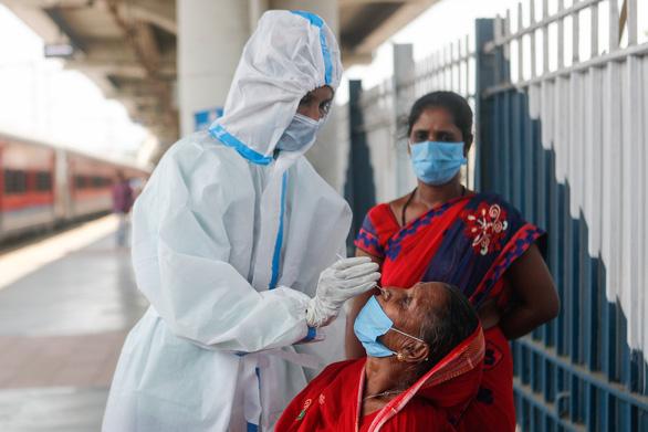 Phát hiện biến thể đôi của virus corona cực kỳ nguy hiểm ở Ấn Độ, WHO quan ngại