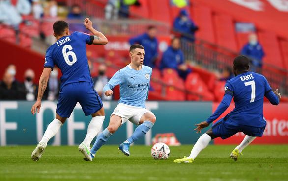 Đá bại Man City, Chelsea vào chung kết Cúp FA - Ảnh 1.