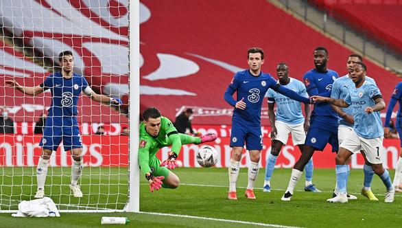Đá bại Man City, Chelsea vào chung kết Cúp FA - Ảnh 3.