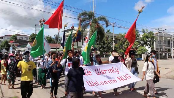 Chính quyền dân sự Myanmar đòi tham gia cuộc họp ASEAN - Ảnh 1.
