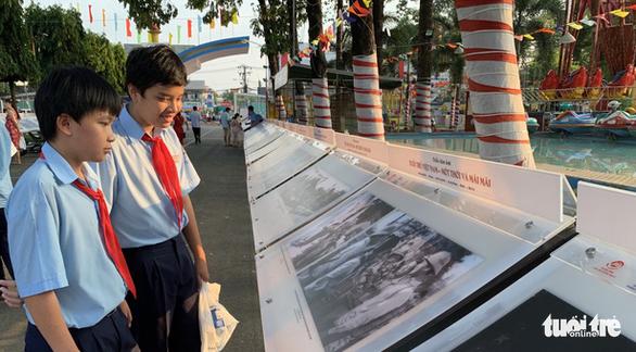 Ngày sách Việt Nam năm 2021 nuôi dưỡng tình yêu sách và văn hóa đọc - Ảnh 4.