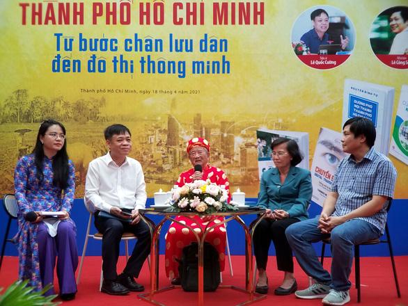 Mong mỗi cư dân góp một vài việc có ích cho Sài Gòn - Ảnh 1.