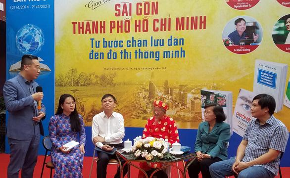 Mong mỗi cư dân góp một vài việc có ích cho Sài Gòn - Ảnh 2.