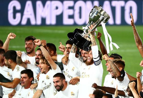Real Madrid cùng 11 đội hàng đầu châu Âu thành lập Super League - Ảnh 1.