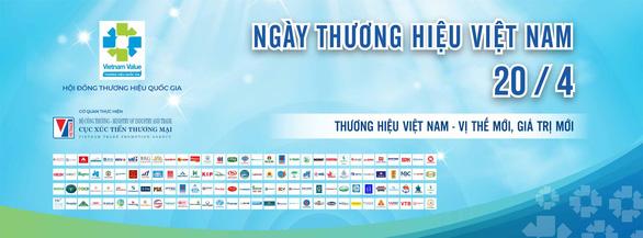 Khai mạc Tuần lễ Thương hiệu quốc gia Việt Nam 2021 - Ảnh 1.