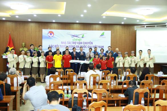 Đội tuyển Việt Nam sẽ đi máy bay riêng đến UAE dự vòng loại World Cup 2022 - Ảnh 2.