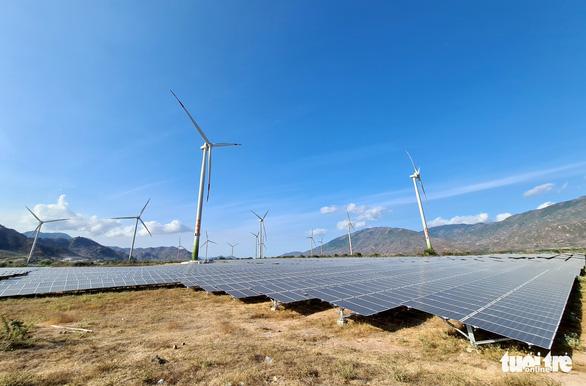 Trung Nam bất ngờ bán 49% cổ phần nhà máy điện mặt trời 204 MW tại Ninh Thuận - Ảnh 1.