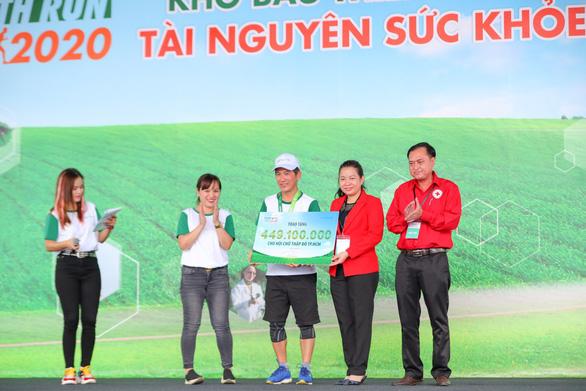 Nutrilite lan tỏa thông điệp sức khỏe ý nghĩa trong ngày hội chạy bộ - Ảnh 3.