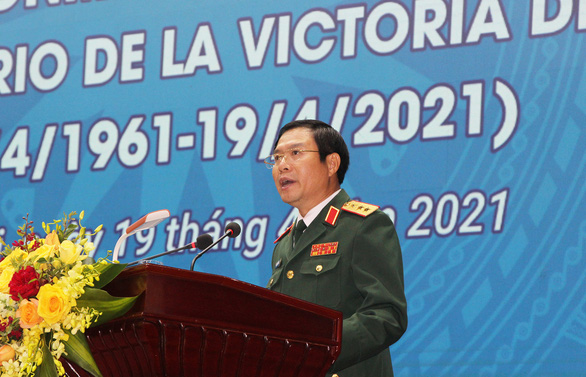 Sâu đậm tình hữu nghị Việt Nam - Cuba sau 60 năm chiến thắng Girón - Ảnh 1.
