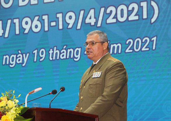 Sâu đậm tình hữu nghị Việt Nam - Cuba sau 60 năm chiến thắng Girón - Ảnh 2.