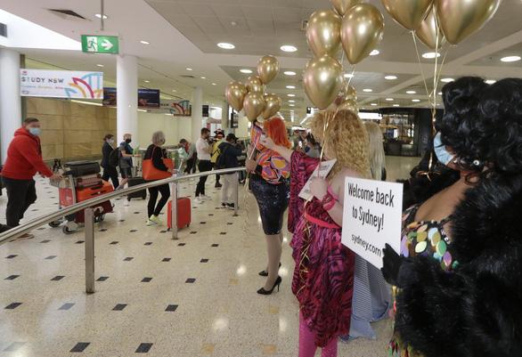 Úc, New Zealand chính thức mở bong bóng du lịch - Ảnh 2.