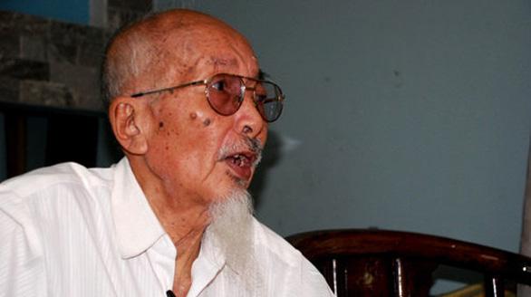 Học giả Phan Lạc Tuyên qua đời - Ảnh 1.