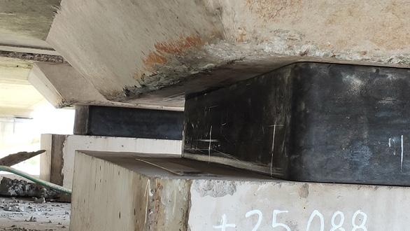 Metro số 1: Gối cao su rớt hỏng cả đường ray, 5 tháng tổng thầu vẫn làm ngơ nguyên nhân - Ảnh 2.