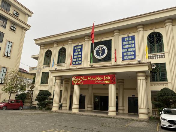 Phó thủ tướng chỉ đạo cấp bằng THCS cho người học ở Học viện Múa Việt Nam - Ảnh 1.