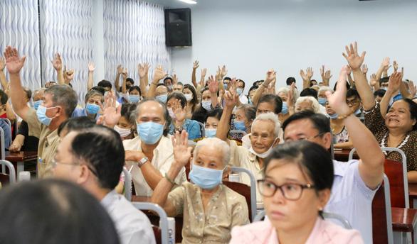 100% cử tri tín nhiệm bà Nguyễn Thị Lệ ứng cử đại biểu Quốc hội và HĐND TP.HCM - Ảnh 2.