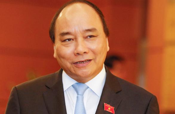 Ông Nguyễn Xuân Phúc được giới thiệu làm Chủ tịch nước - Ảnh 1.