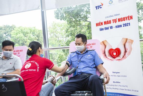 TTC triển khai Niềm vui từ lòng nhân ái lần thứ 10 - Ảnh 1.