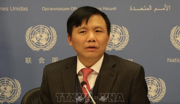 Việt Nam nêu quan điểm về Myanmar trong tháng làm chủ tịch luân phiên Hội đồng Bảo an LHQ - Ảnh 1.