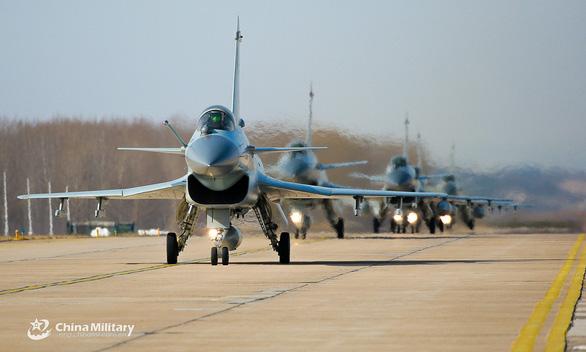 Công bố tập trận ở Biển Đông, báo Trung Quốc nhắc Mỹ: Bắc Kinh giờ mạnh hơn nhiều - Ảnh 1.