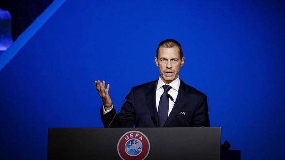 UEFA công bố thể thức mới của Champions League giữa lùm xùm Super League - Ảnh 2.