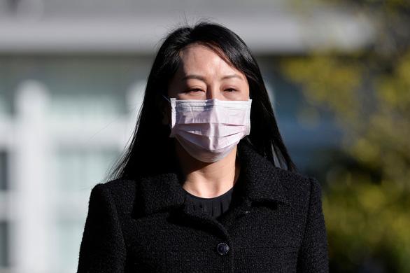 Luật sư đề nghị hoãn xử tới tháng 8, công chúa Huawei tiếp tục bị giam lỏng - Ảnh 1.
