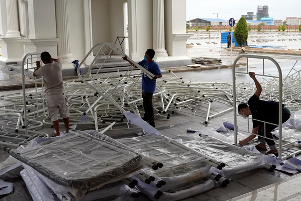 Campuchia thêm 431 ca mắc COVID-19 trong ngày - Ảnh 1.