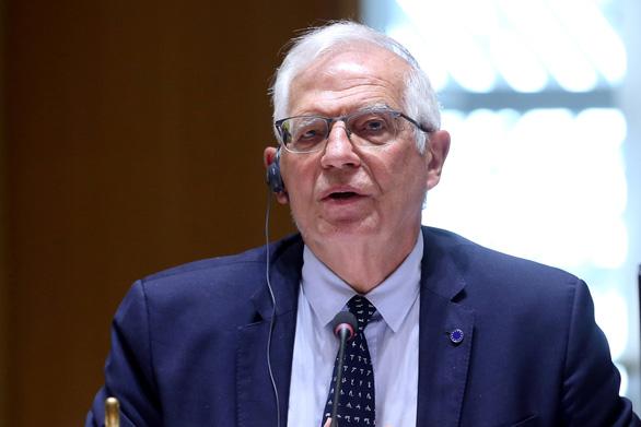 EU tăng hiện diện ở Ấn Độ Dương, Thái Bình Dương, nói 'Biển Đông cần tự do và cởi mở' - Ảnh 1.
